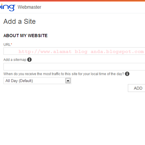Bing Sitemap: Cara Lengkap Pasang Meta Tag Bing Di Blogger